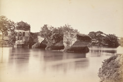 View at Toongee [Tungi], near Dacca